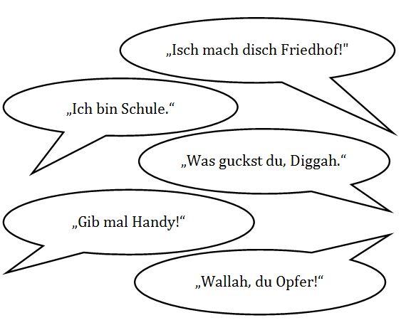 Kiezdeutsch By Lucy Clasen 11